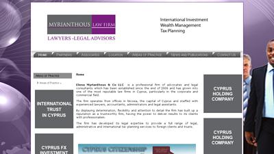 ELENA MYRIANTHOUS & CO LLC