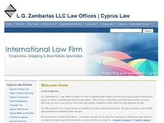 LG Zambartas Law Offices